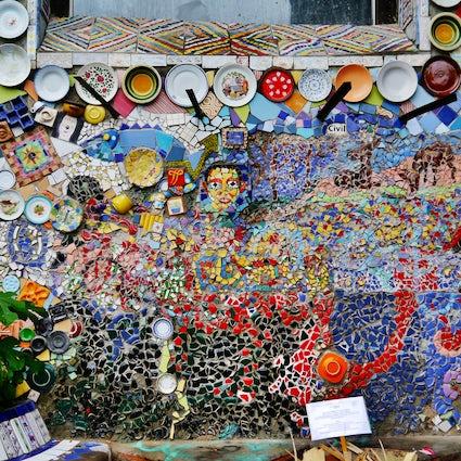 Metelkova in Ljubljana: united by alternative street art