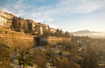 The Walls of Bergamo