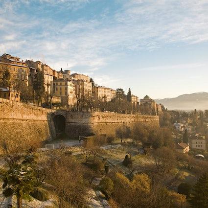 The Walls of Bergamo