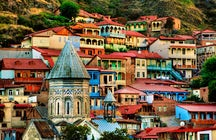 Tbilisi, a capital of legends…