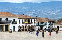 Villa de Leyva, a national monument town and its charms