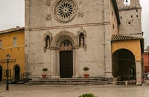 History and Gastronomy in Norcia
