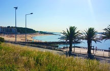 Great beaches along the Oeiras coastline