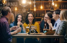 Pub crawl a Tallinn: una serata divertente