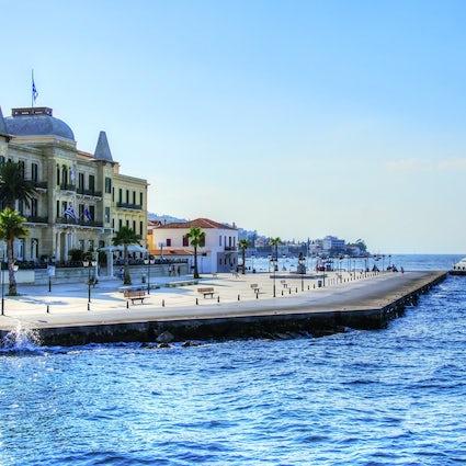 Spetses' island