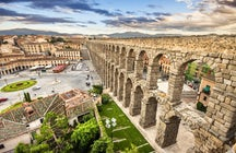 Ancient Architecture in Segovia