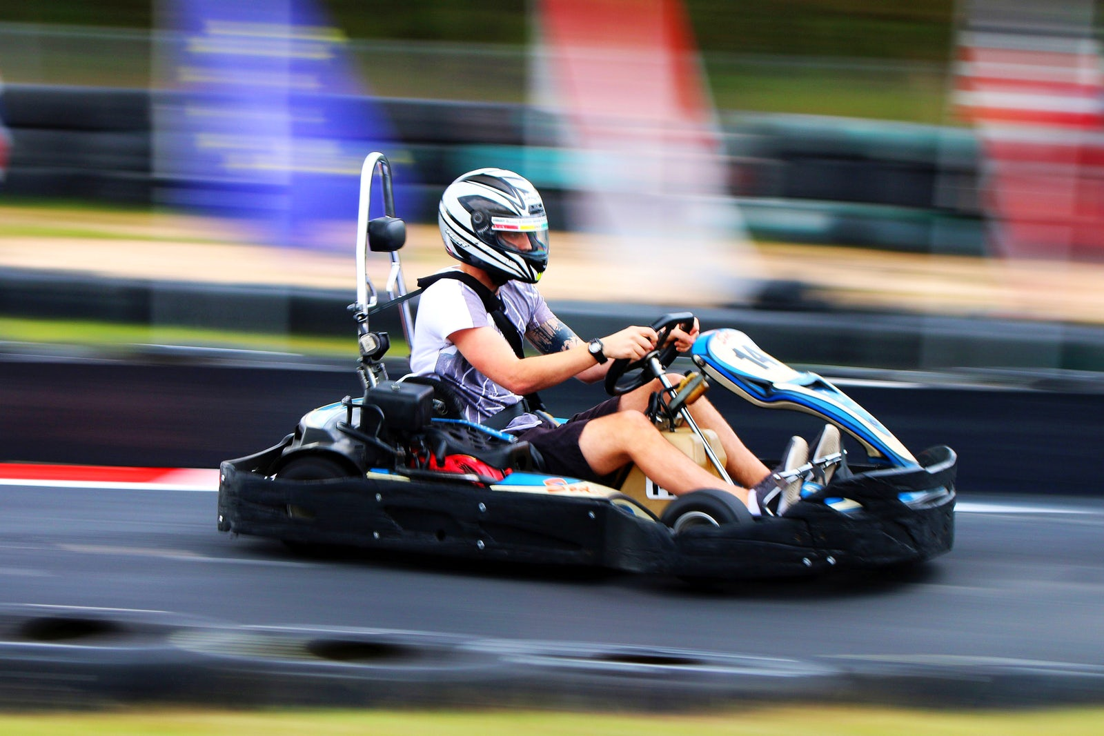 Cover Photo © Credit to gokartingworld.co.au