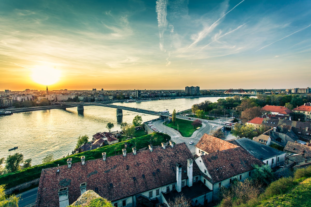 Must see cities in Serbia