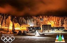 Skier à petit budget en Bosnie - Mont Jahorina