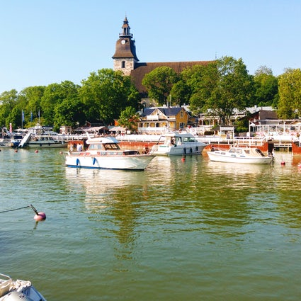 Naantali: the sunniest Finnish city to visit in summer