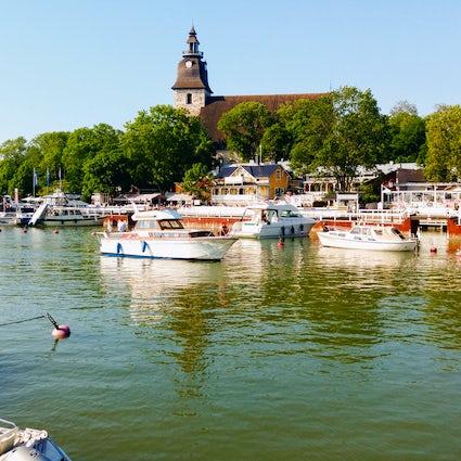Naantali en été, la ville de Finlande la plus ensoleillée