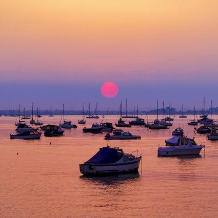 Dorset seaside cities - Poole