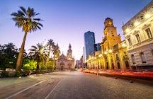 Eine Museumsroute in Santiago de Chile