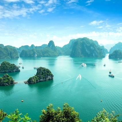 Vietnam - a fascinating Southeast Asian destination