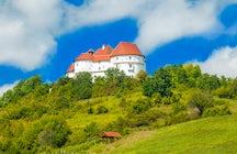 Le château de Veliki Tabor, et sa légende