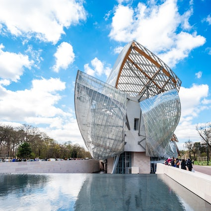 In tune with the world, a new exhibition at the Louis Vuitton Foundation in Paris