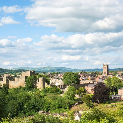 Castles of the West Midlands