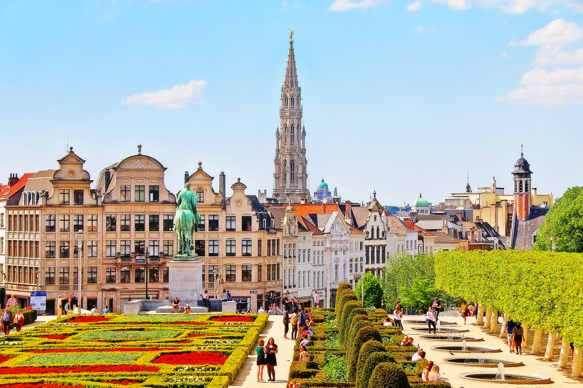 Vrije University of Brussels - A short guide to the student life