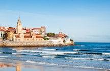 A quick visit to Gijón, Asturias