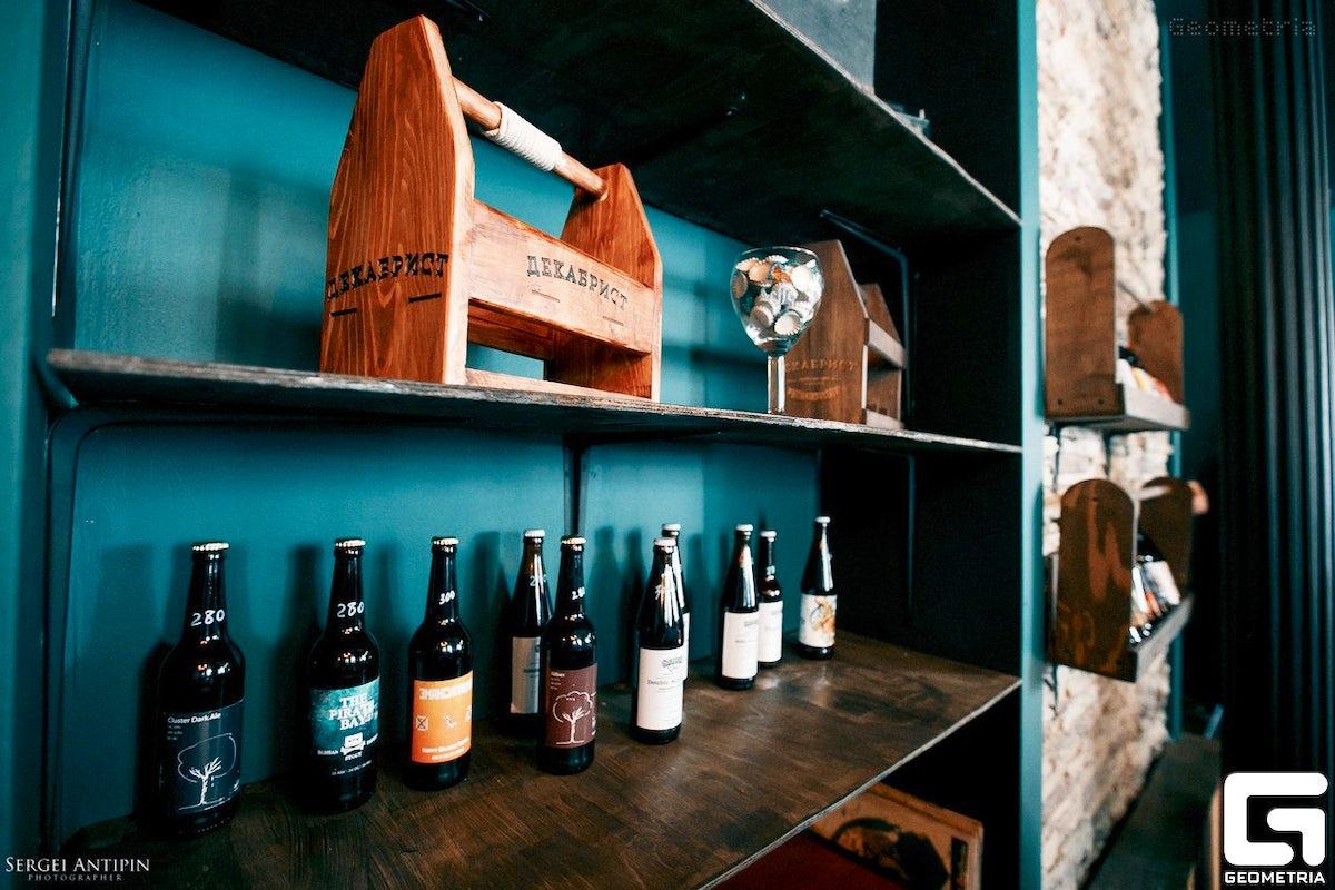 Prime craft beer pubs in Irkutsk