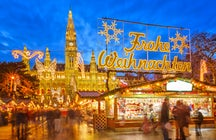 Christmas Markets Season Opens in Vienna