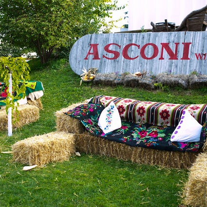 Asconi Winery: where modern scents meet local sorts