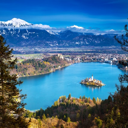 Slovenia – a hidden gem between the Alps and the Adriatic Sea