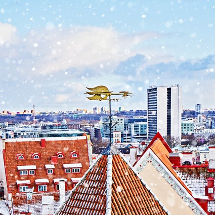 Estonia in winter: where to go and what to do