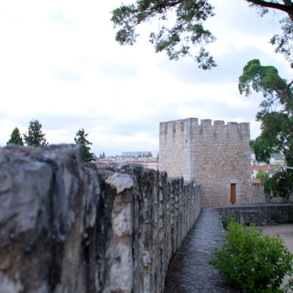 Behind the Castle Walls of Torres Novas
