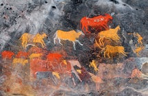 Paleolithic Painting in Northern Spain