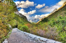 Senderos de senderismo en Croacia: Velebit