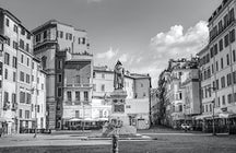 Rome: the Great Beauty at the time of COVID-19