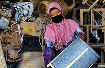 Traditionelle Handwerker-Dörfer in Yogyakarta