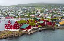Su primera parada en las Islas Feroe