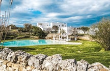 """Masseria"" lodgings in Apulia"