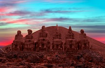 The mountain of Gods, Nemrut!