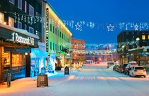 Discover Rovaniemi, the capital of Lapland