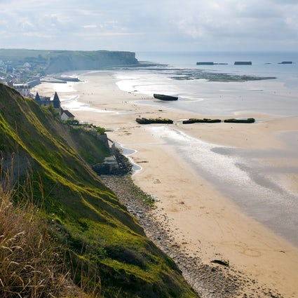 D-Day: celebrating freedom in Normandy