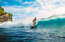Surfing spots around the Osa Peninsula