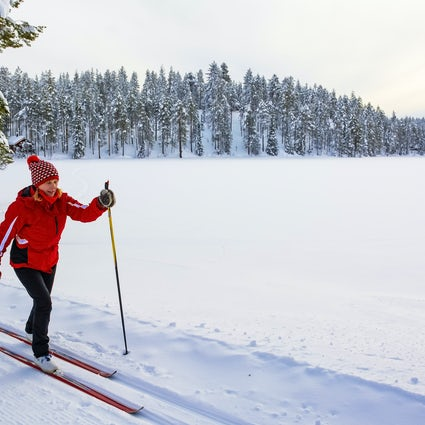 Winter joy in Lithuania: where to hike and ski