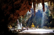 The underground sanctuary: Tham Khao Luang in Phetchaburi
