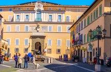 De meest iconische dorpen van Castelli Romani