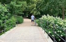 Un paseo en bicicleta por el verde de Copenhague