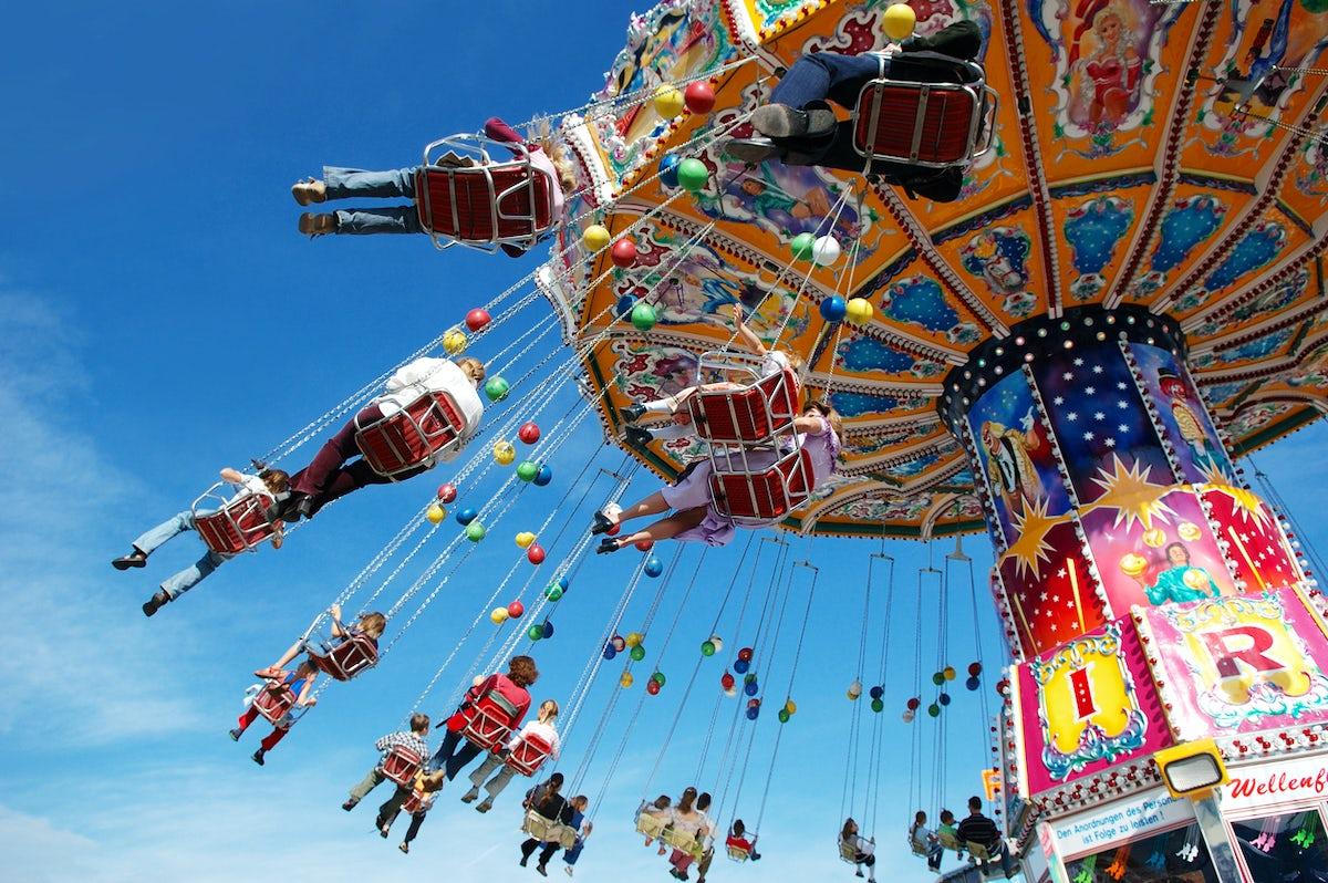 The Land of Amusement Parks