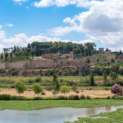Medellín, the fortress of Guadiana