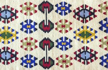 Handwoven with pride and love - Pirot kilim