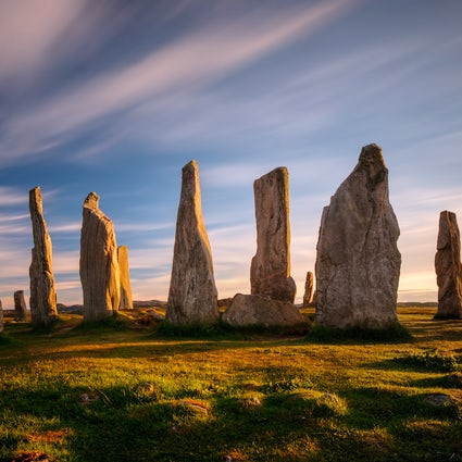 Western Scottish magical islands - Isle of Lewis