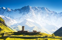 Svaneti, the most beautiful place in the whole Caucasus
