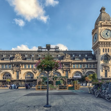 Railway stations in Paris: Gare de Lyon