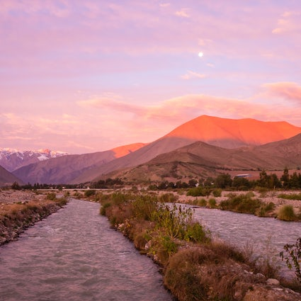 Muszę zobaczyć dolinę Elqui Valley.